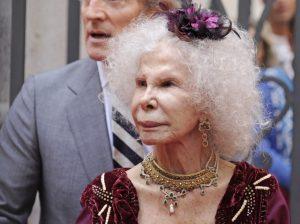 El Palacio de Dueñas recupera el espíritu de la duquesa de Alba en la Feria de Abril