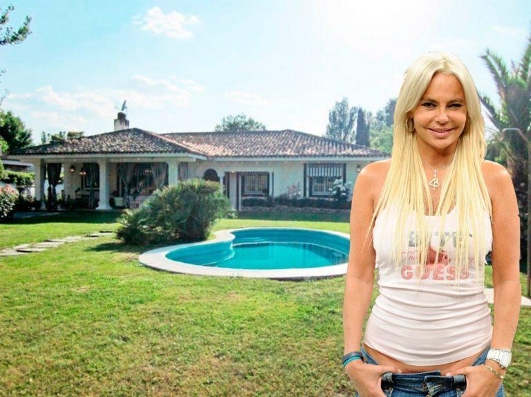 Leticia Sabater, obligada a rebajar la mansión que vende en más de 100.000 euros