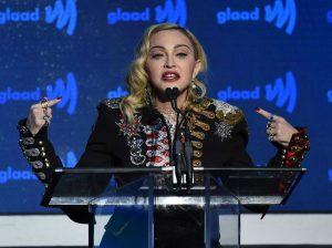 La polémica que envuelve la actuación de Madonna en Eurovisión punto a punto