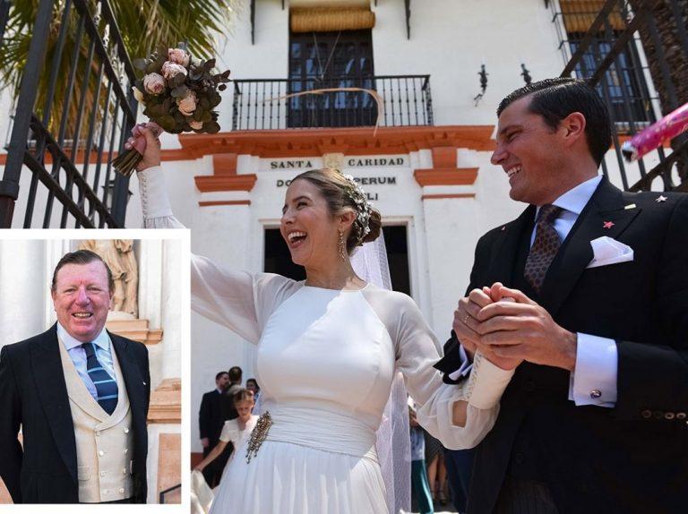 Boda en el clan Morancos: se casa uno de los cuatro hijos de César Cadaval