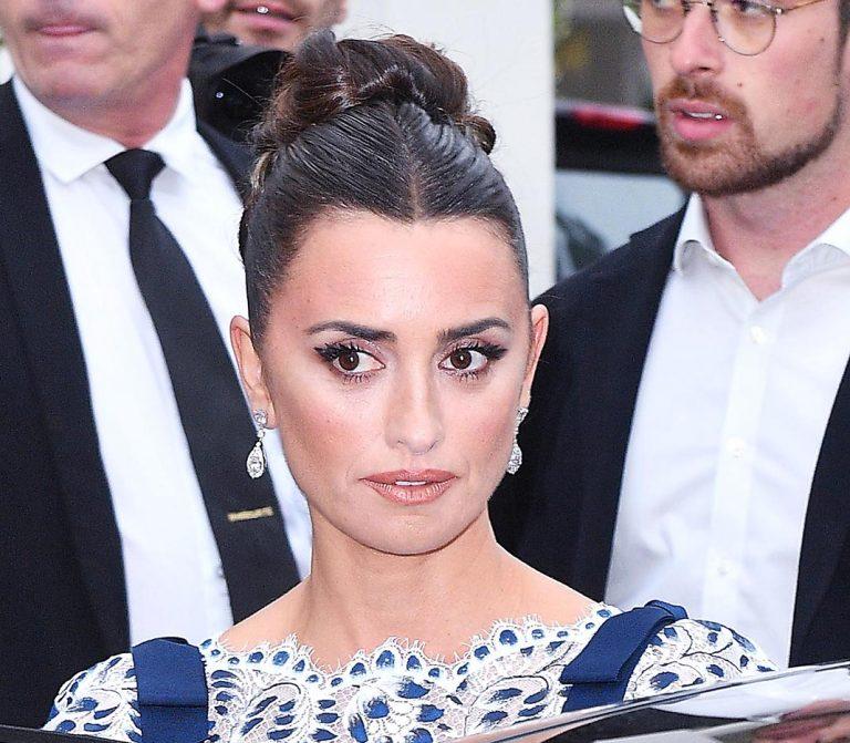Penélope Cruz deslumbra en la alfombra roja del Festival de Cannes