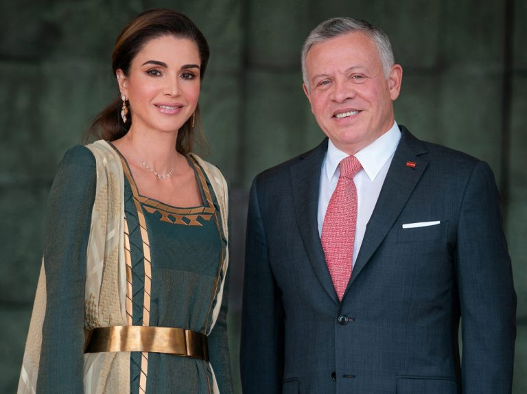 Rania de Jordania: la bella reina de las 1001 noches