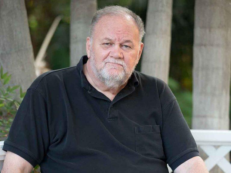 El padre de Meghan Markle, ausente en el bautizo de Archie, envía un mensaje a su nieto