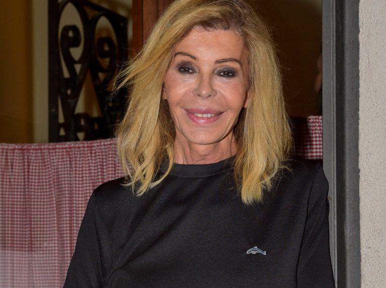 Bibiana Fernández no se «rinde» a pesar del accidente que la aleja de los escenarios