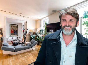 Así es el increíble piso que vende Fernando Tejero en el centro de Madrid por 890.000 euros
