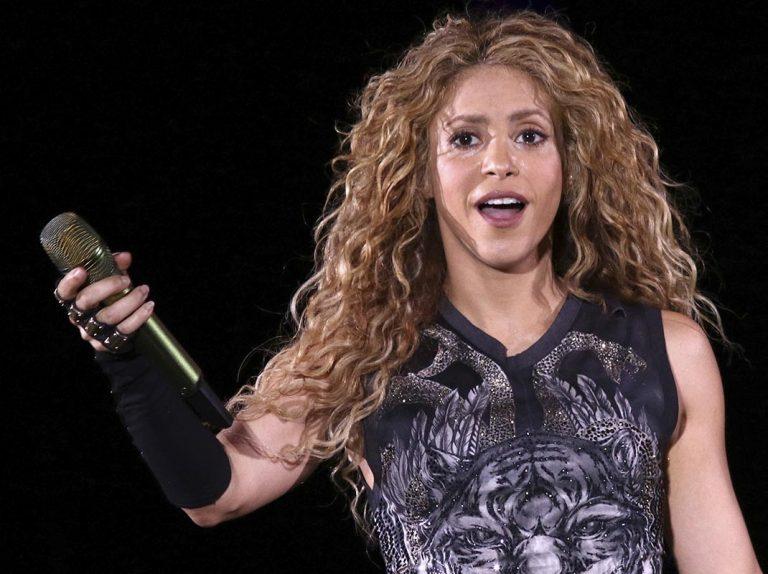 La última carta de amor de Shakira no es para Gerard Piqué