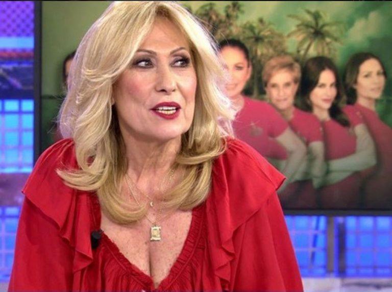 Rosa Benito explica por qué no regresaría jamás a 'Sálvame'