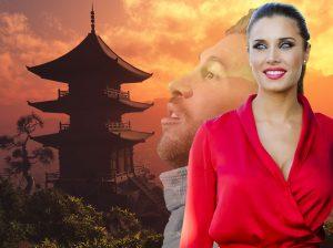 Pilar Rubio, ¿vivirá en China después de dar el 'sí, quiero' a Sergio Ramos?