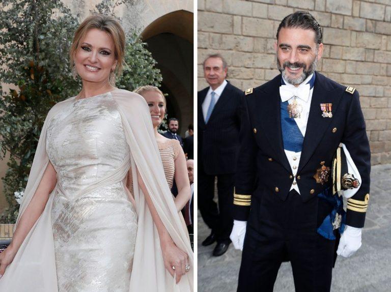 Ainhoa Arteta y Matías Urrea ya son marido y mujer