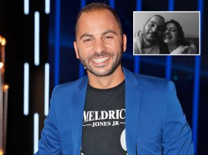 Antonio Tejado estrena novia tras el huracán Ylenia