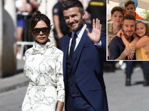 Los Beckham, turismo en Sevilla tras la boda de Pilar Rubio y Sergio Ramos