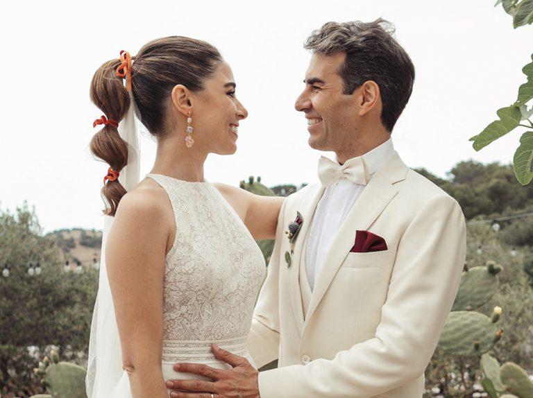 Candela Serrat y Daniel Muriel se casan por sorpresa