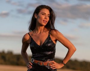Pilar Rubio presume de cuerpazo a cuatro días de su boda con Sergio Ramos