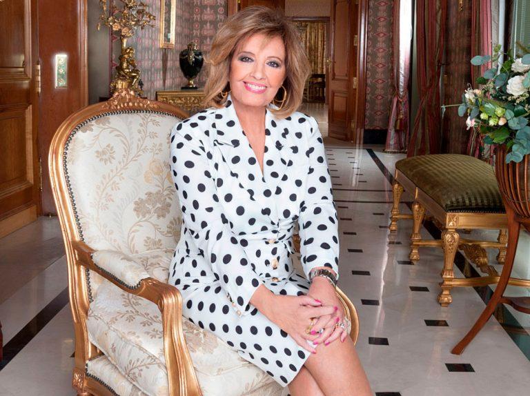 María Teresa Campos regresa por sorpresa a Telecinco con Bigote Arrocet y Bertín Osborne