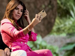 Lo que opina Chabelita de los insultos de Isabel Pantoja a su ex, Alejandro Albalá