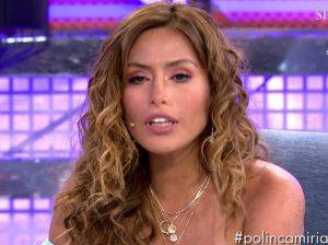 Miriam Saavedra confirma que ha mantenido una relación clandestina con Carlos Lozano