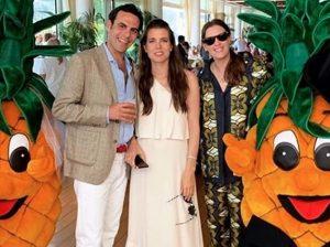 Carlota Casiraghi y Damitri Rassam siguen de fiesta en Mónaco