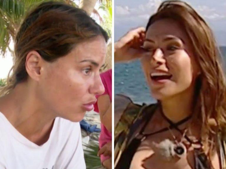 Duelo de 'ex': Mónica Hoyos y Miriam Saavedra se verán las caras en 'Supervivientes'
