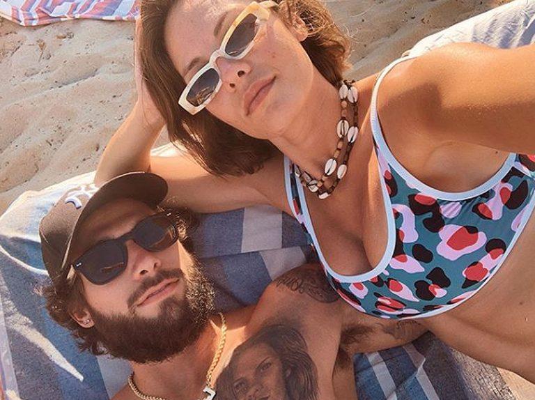 Jessica Bueno y Jota Peleteiro, vacaciones en Ibiza para celebrar su cuarto aniversario de boda