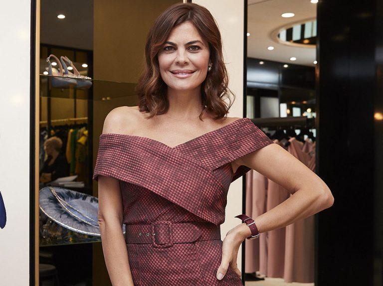 María José Suárez inaugura una nueva tienda en Madrid