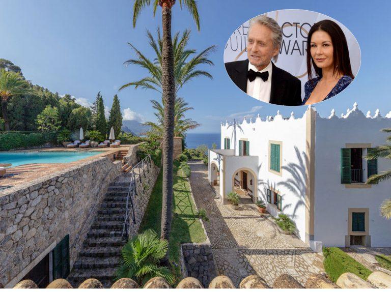 Así es la casa que vende Michael Douglas en Mallorca