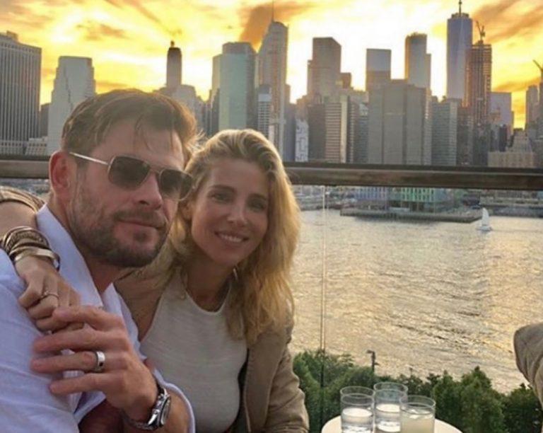 Elsa Pataky y Chris Hemsworth: su divertida escapada a Nueva York