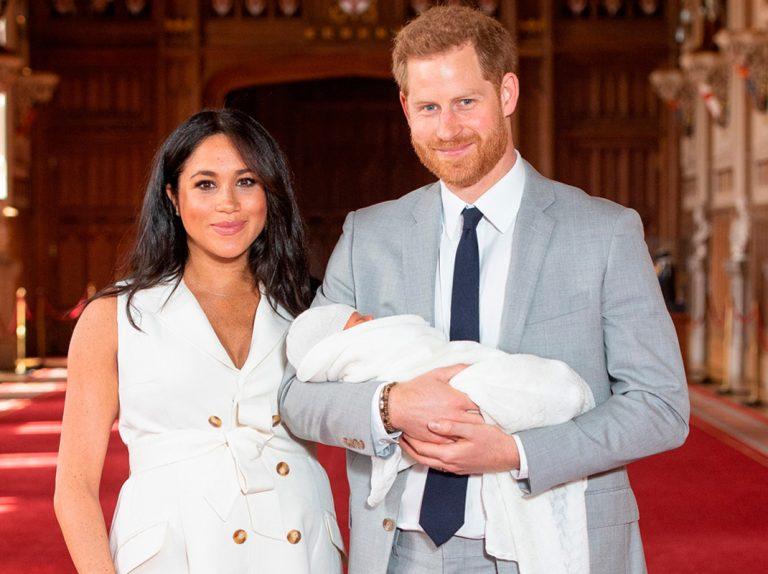 Los duques de Sussex bautizarán a Archie Harrison en una ceremonia privada