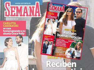 En SEMANA, Sara Carbonero e Iker Casillas reciben buenas noticias