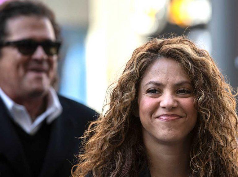 Ya hay fecha para el enfrentamiento judicial de Shakira con Hacienda