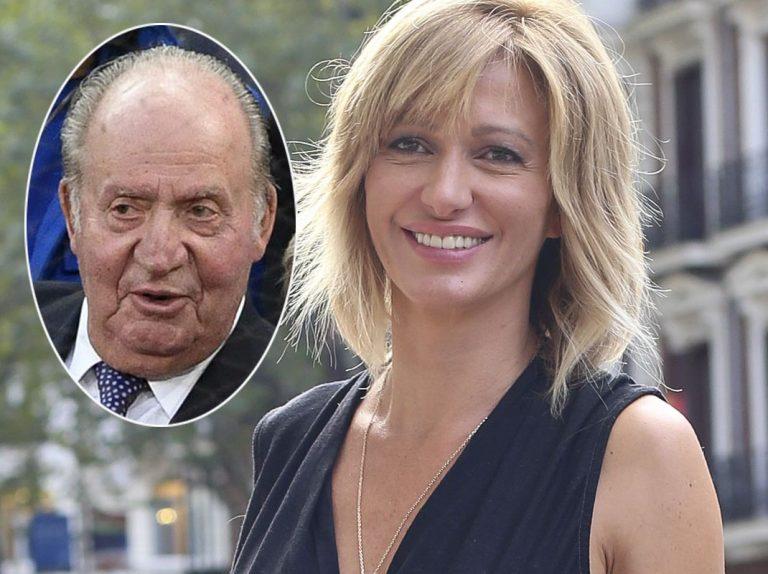 Susanna Griso da detalles de su comida con el Rey Juan Carlos