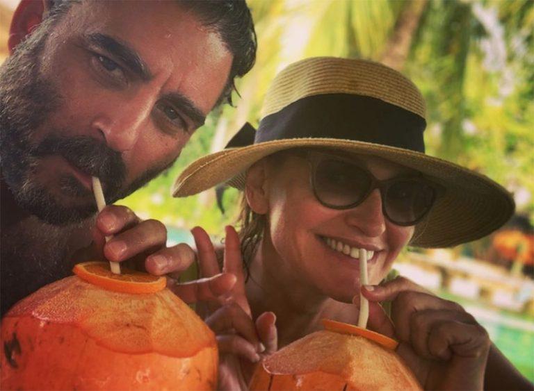 La lujosa luna de miel de Ainhoa Arteta: en un hotel de 800 euros la noche en Maldivas