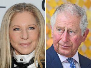 Barbra Streisand pudo ser Lady Di: su affaire con Carlos