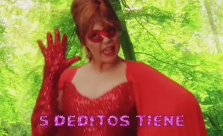 Belinda Washington, tras los pasos de Leticia Sabater: así es su 'hit' subido de tono para 'Paquita Salas'
