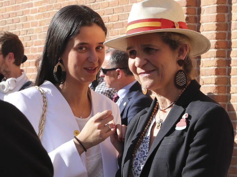 El plan de Victoria Federica que le enfrenta a su madre, la infanta Elena