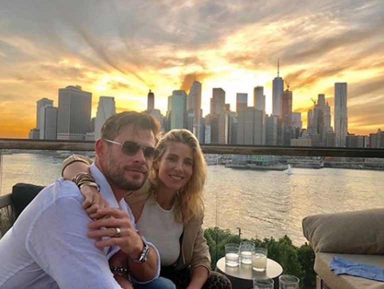 Elsa Pataky y Chris Hemsworth pierden a su mascota
