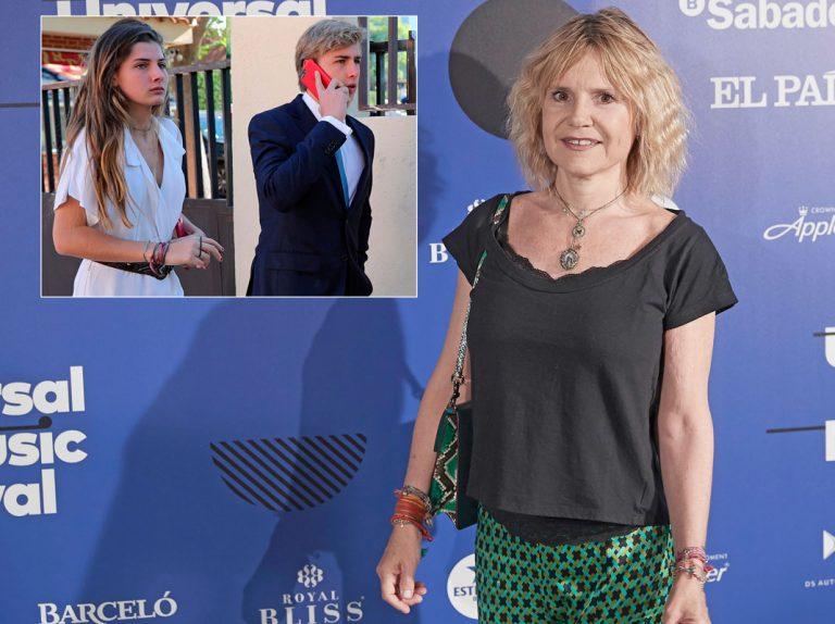 Eugenia Martínez de Irujo desvela el motivo por el que Amina y Luis no han celebrado su mayoría de edad
