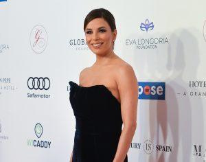 Eva Longoria brilla en la noche de Marbella en la Gala Global Gift