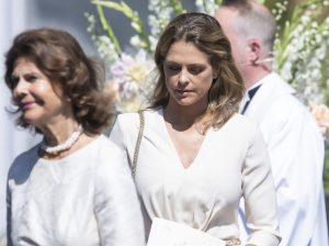 La Familia Real de Suecia, desolada tras una inesperada muerte, hace piña en el funeral