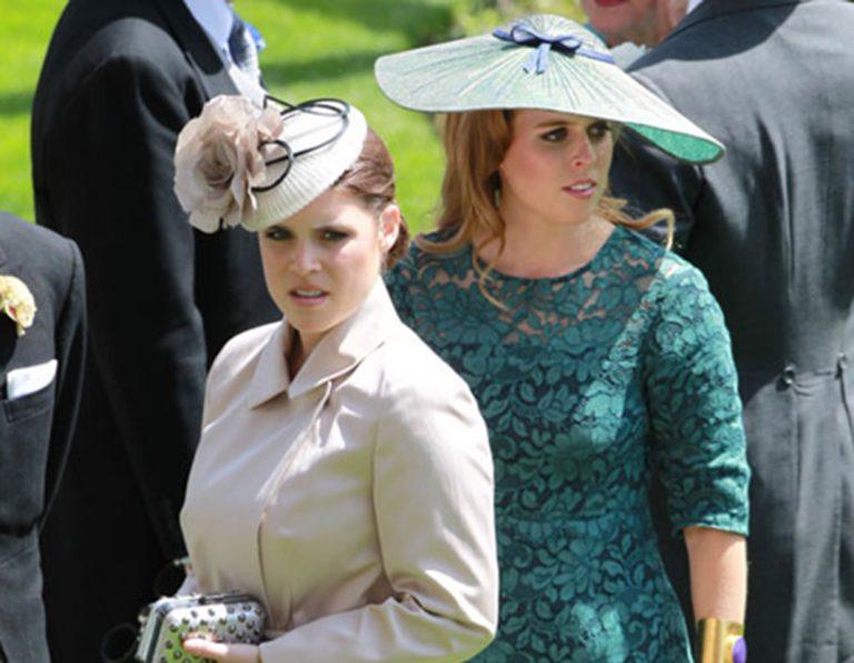 El altivo gesto de Eugenia y Beatriz de York en el concierto de Celine Dion
