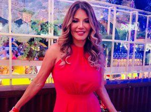 Ivonne Reyes, feliz de ayudar a que se reconozca a Javier Sánchez como hijo de Julio Iglesias