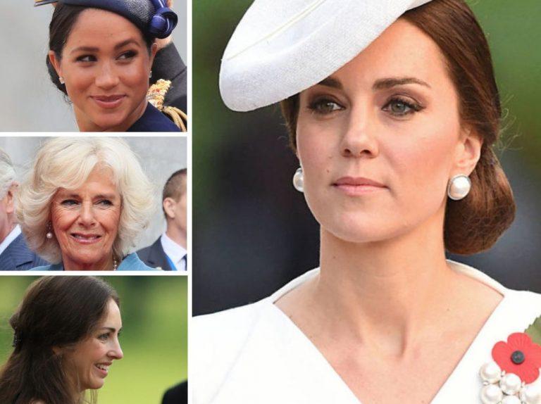 Kate Middleton, ¿víctima o verdugo? Sus tres enemigas están en casa