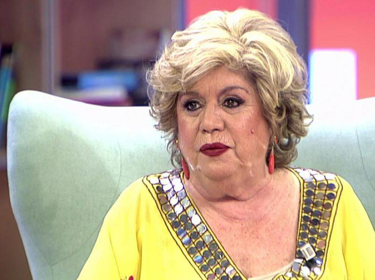 María Jiménez habla, muy débil, tras su calvario en el hospital