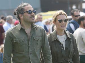 Marta Ortega, tarde de hípica con su marido, Carlos Torretta, y su ex, Sergio Álvarez