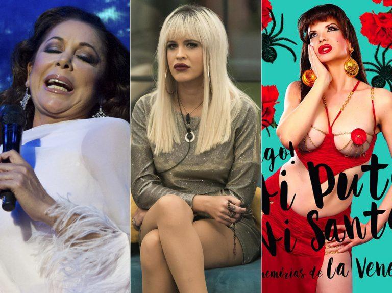 ¿Qué tienen en común Isabel Pantoja, Ylenia Padilla y La Veneno con Rosalía?