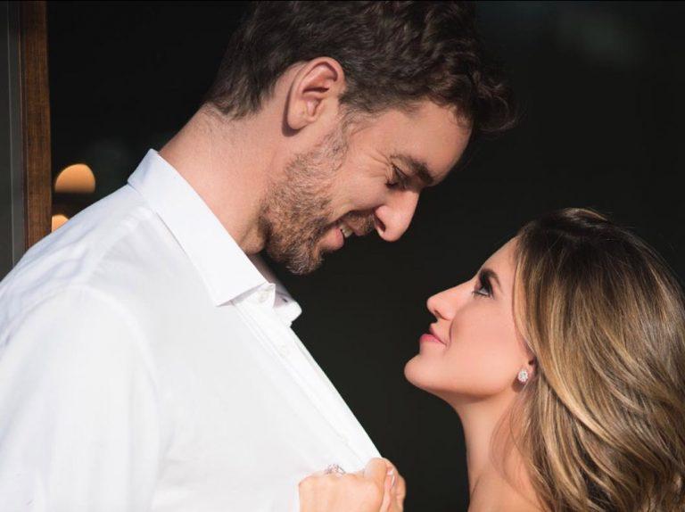 Pau Gasol y Catherine McDonnell se casa por sorpresa en una boda secreta