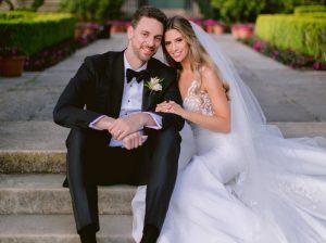 La preciosa foto con la que Pau Gasol y Catherine McDonnell confirman su boda