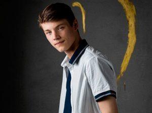 ¡Tiembla Nicolás de Dinamarca! Tu hermanito amenaza con ser más guapo que tú…
