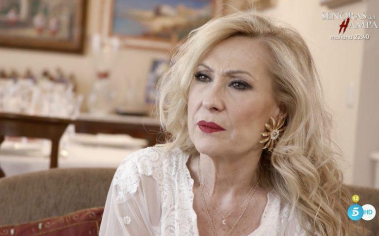 Rosa Benito se sincera en 'Ven a cenar conmigo': «No quiero convivir con otro hombre»