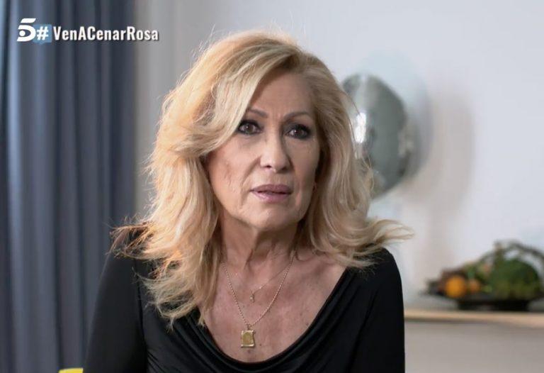 Rosa Benito se rompe al recordar a Rocío Jurado: «Era mi hermana»