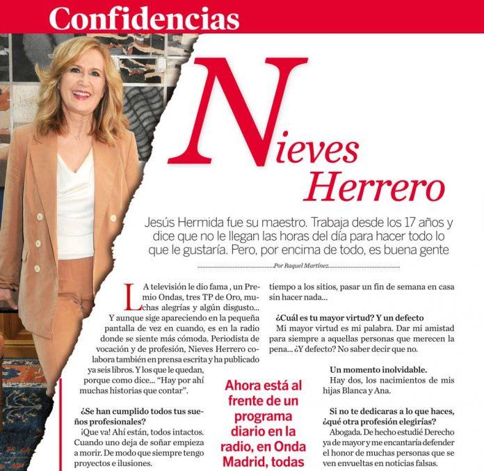 Nieves Herrero